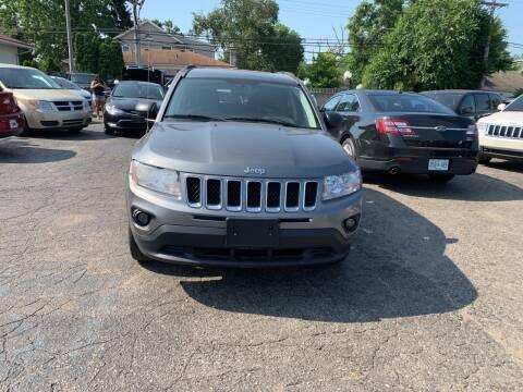 2012 Jeep Compass for sale at All Starz Auto Center Inc in Redford MI