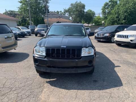 2005 Jeep Grand Cherokee for sale at All Starz Auto Center Inc in Redford MI