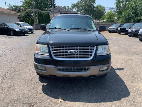 2003 Ford Expedition for sale at All Starz Auto Center Inc in Redford MI