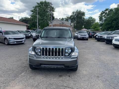2012 Jeep Liberty for sale at All Starz Auto Center Inc in Redford MI