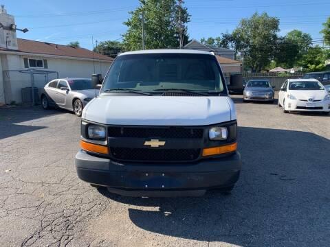 2015 Chevrolet Express Cargo for sale at All Starz Auto Center Inc in Redford MI