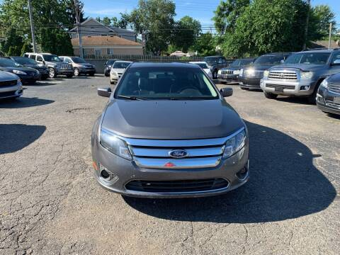 2012 Ford Fusion for sale at All Starz Auto Center Inc in Redford MI