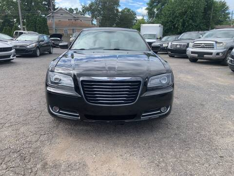 2014 Chrysler 300 for sale at All Starz Auto Center Inc in Redford MI
