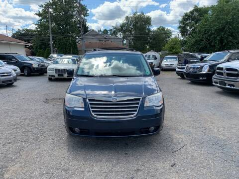 2008 Chrysler Town and Country for sale at All Starz Auto Center Inc in Redford MI
