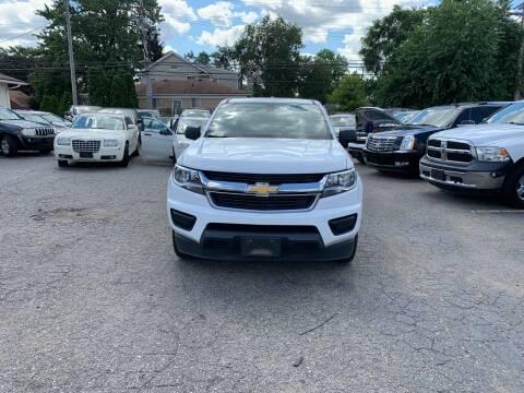 2015 Chevrolet Colorado for sale at All Starz Auto Center Inc in Redford MI