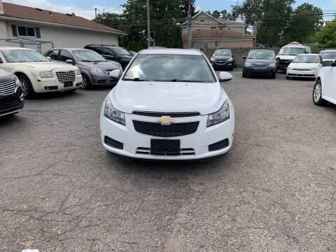 2014 Chevrolet Cruze for sale at All Starz Auto Center Inc in Redford MI
