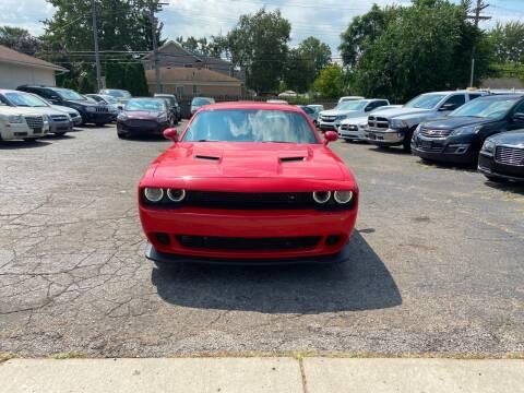 2015 Dodge Challenger for sale at All Starz Auto Center Inc in Redford MI