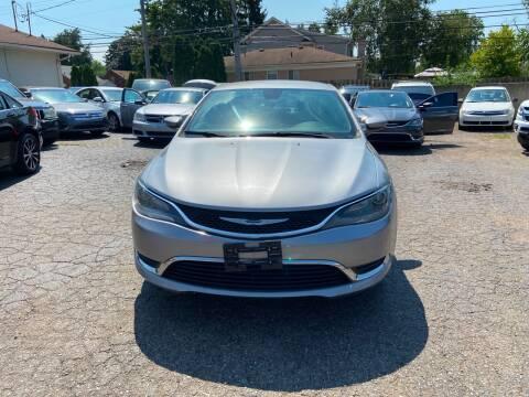 2015 Chrysler 200 for sale at All Starz Auto Center Inc in Redford MI