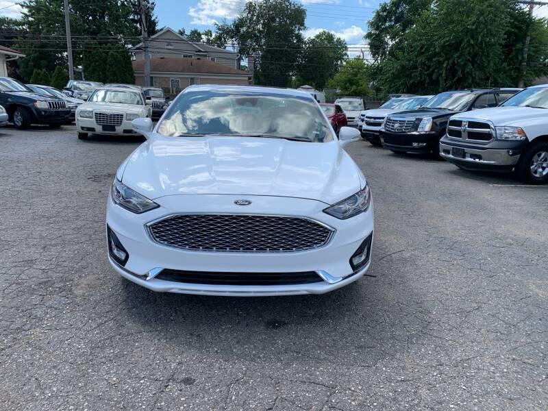 2020 Ford Fusion for sale at All Starz Auto Center Inc in Redford MI