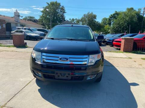 2008 Ford Edge for sale at All Starz Auto Center Inc in Redford MI
