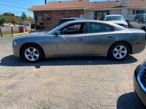 2012 Dodge Charger for sale at All Starz Auto Center Inc in Redford MI