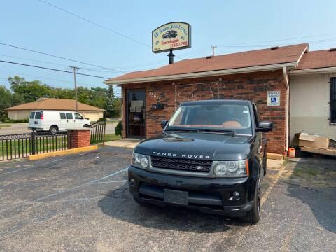 2011 Land Rover Range Rover Sport for sale at All Starz Auto Center Inc in Redford MI