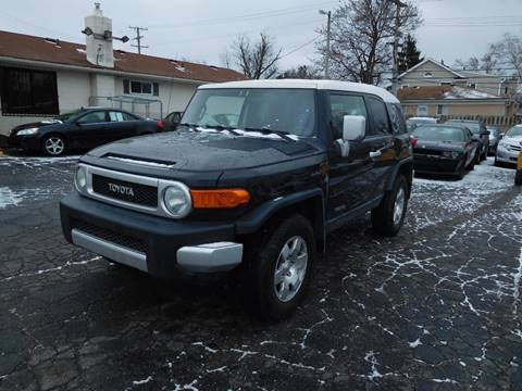 2008 Toyota FJ Cruiser for sale in Redford, MI