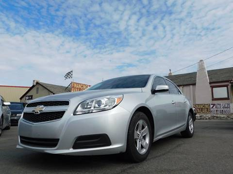 2013 Chevrolet Malibu for sale in Nampa, ID