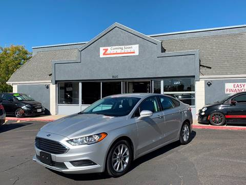 2017 Ford Fusion for sale in Boise, ID