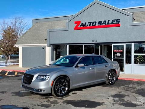 Chrysler 300s For Sale >> Used Chrysler 300 For Sale Carsforsale Com