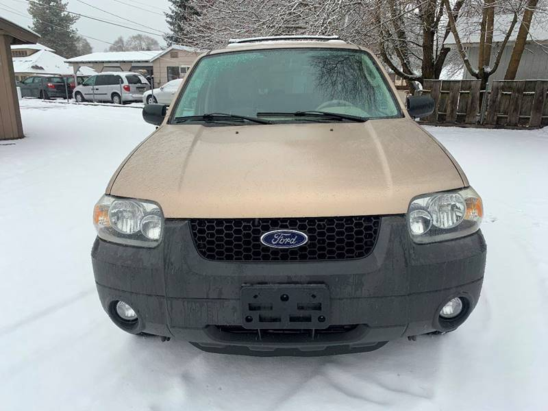 2007 Ford Escape XLT 4dr SUV I4 - Kettle Falls WA