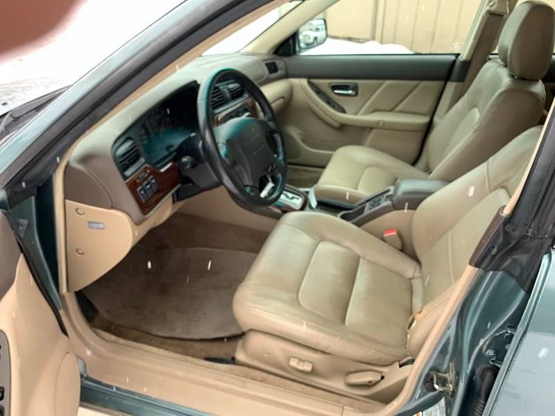 2001 Subaru Outback AWD Limited 4dr Wagon - Kettle Falls WA