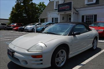 2003 Mitsubishi Eclipse Spyder for sale in Stafford, VA