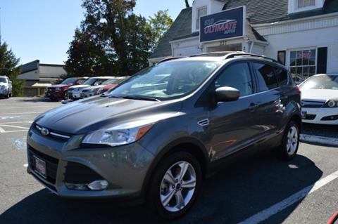 2014 Ford Escape for sale in Stafford, VA