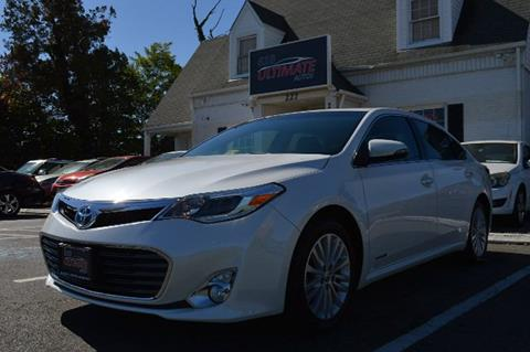 2014 Toyota Avalon Hybrid for sale in Stafford, VA