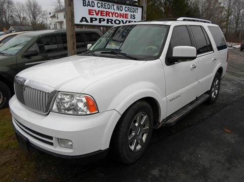 2006 Lincoln Navigator for sale in Central Square, NY