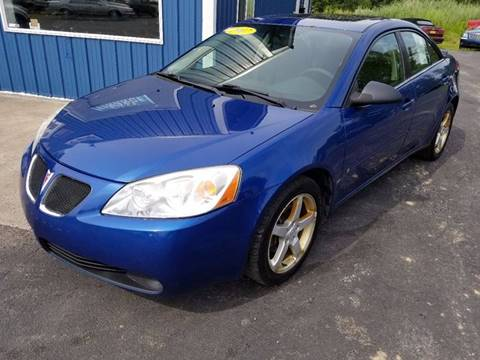 2007 Pontiac G6 for sale in Central Square, NY