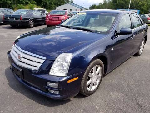 2007 Cadillac STS for sale in Central Square, NY