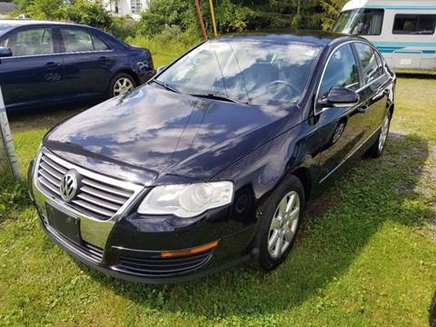 2007 Volkswagen Passat for sale in Central Square, NY