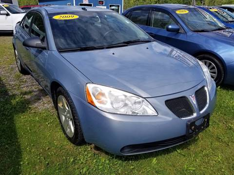 2009 Pontiac G6 for sale in Central Square, NY