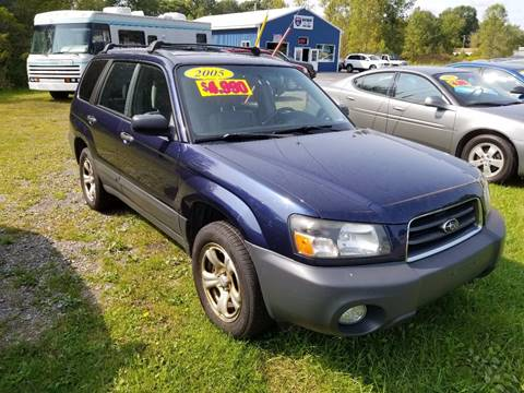 2005 Subaru Forester for sale in Central Square, NY