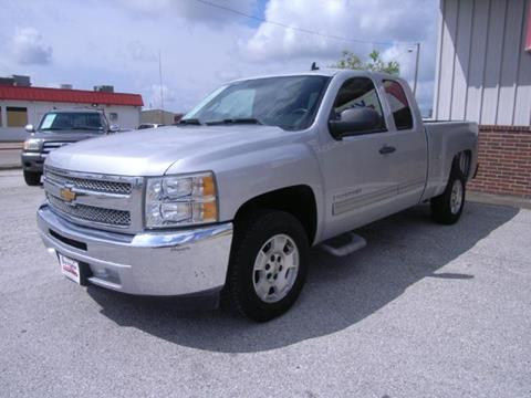 2012 Chevrolet Silverado 1500 for sale in Victoria, TX