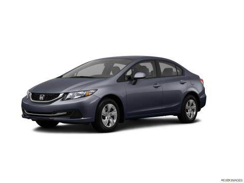 2013 Honda Civic for sale at Mann Chrysler Dodge Jeep of Richmond in Richmond KY