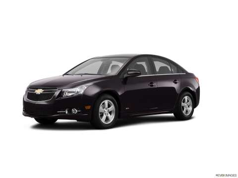 2014 Chevrolet Cruze for sale at Mann Chrysler Dodge Jeep of Richmond in Richmond KY