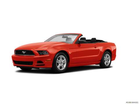 2014 Ford Mustang for sale at Mann Chrysler Dodge Jeep of Richmond in Richmond KY