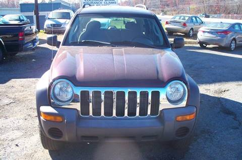 2004 Jeep Liberty for sale in Aberdeen, MD