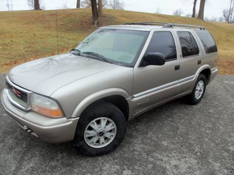 2001 GMC Jimmy for sale in Springdale, AR