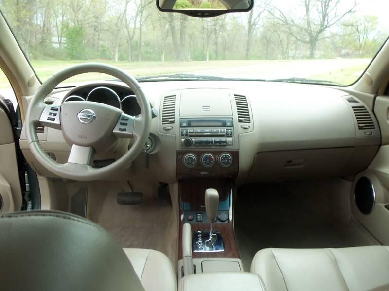 2006 Nissan Altima 25 Sl 4dr Sedan In Springdale Ar Sizzler Sales