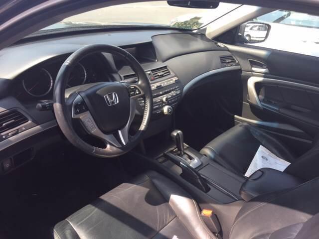 2010 Honda Accord EX-L V6 2dr Coupe 5A - Fairhaven MA