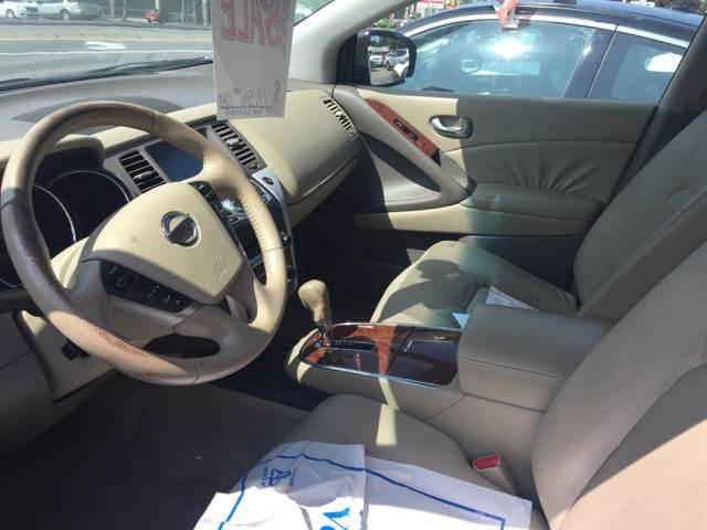2009 Nissan Murano AWD LE 4dr SUV - Fairhaven MA