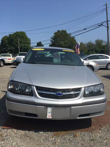 2001 Chevrolet Impala LS 4dr Sedan - Fairhaven MA
