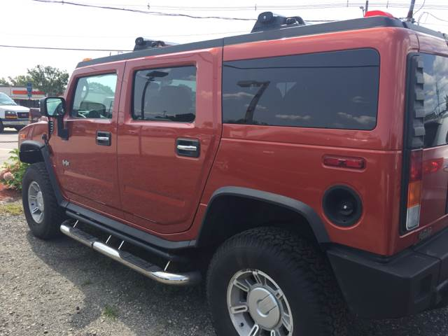 2003 HUMMER H2 4dr 4WD SUV - Fairhaven MA