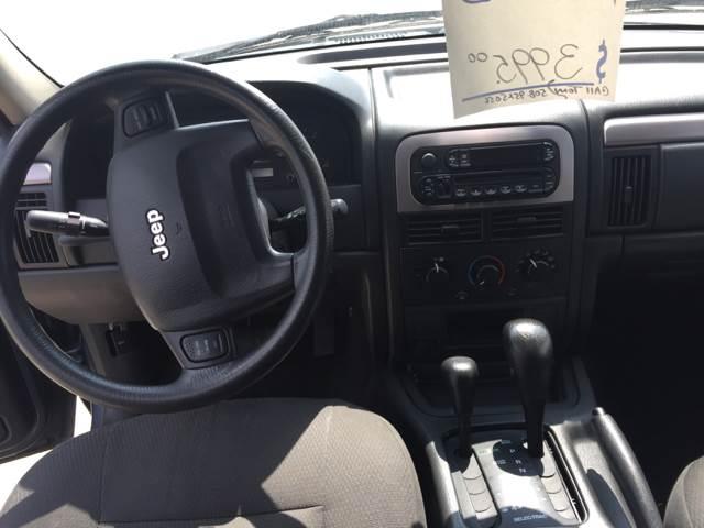 2004 Jeep Grand Cherokee 4dr Freedom Edition 4WD SUV - Fairhaven MA