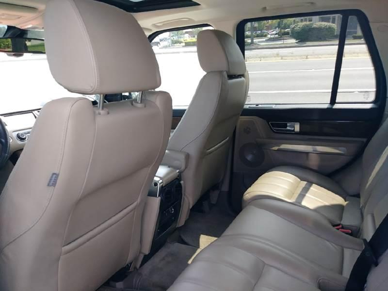 2010 Land Rover Range Rover Sport 4x4 HSE 4dr SUV - Fairhaven MA
