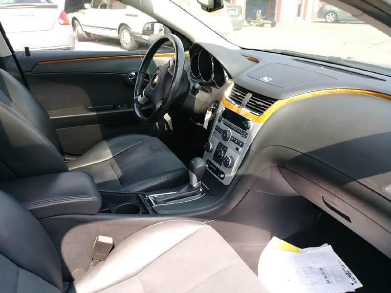 2011 Chevrolet Malibu LT 4dr Sedan w/2LT - Fairhaven MA
