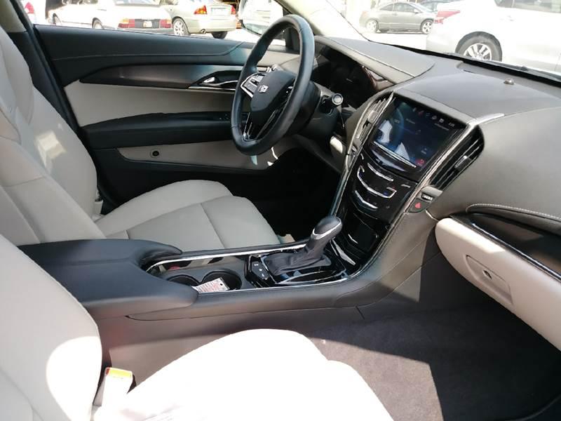 2016 Cadillac ATS  - Fairhaven MA