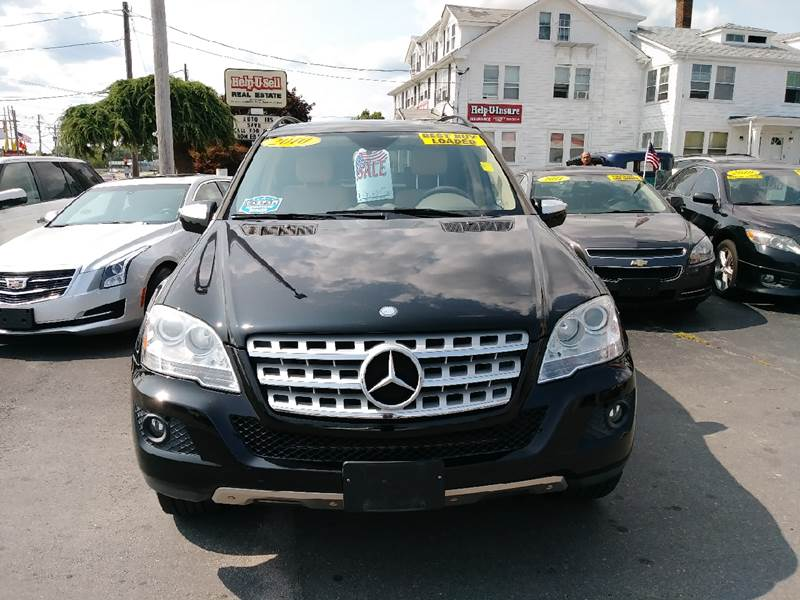2010 Mercedes-Benz ML350  - Fairhaven MA