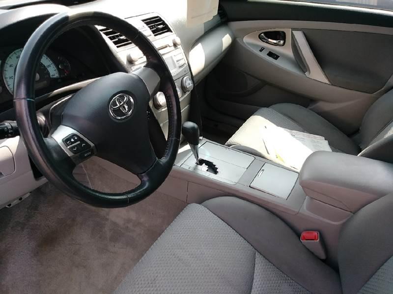 2010 Toyota Camry SE 4dr Sedan 6A - Fairhaven MA