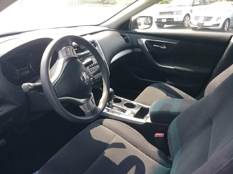 2013 Nissan Altima 2.5 S 4dr Sedan - Fairhaven MA