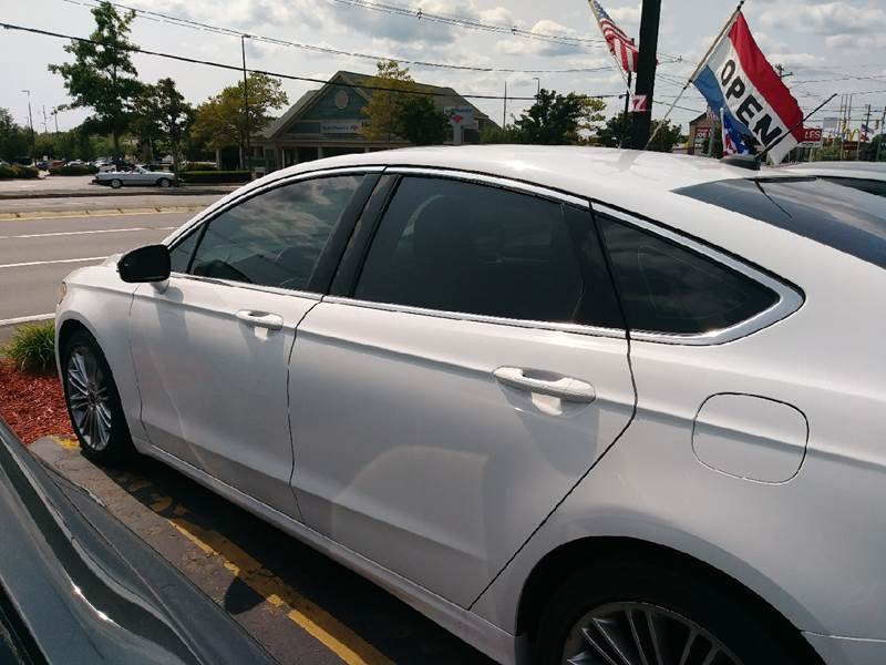 2013 Ford Fusion SE 4dr Sedan - Fairhaven MA